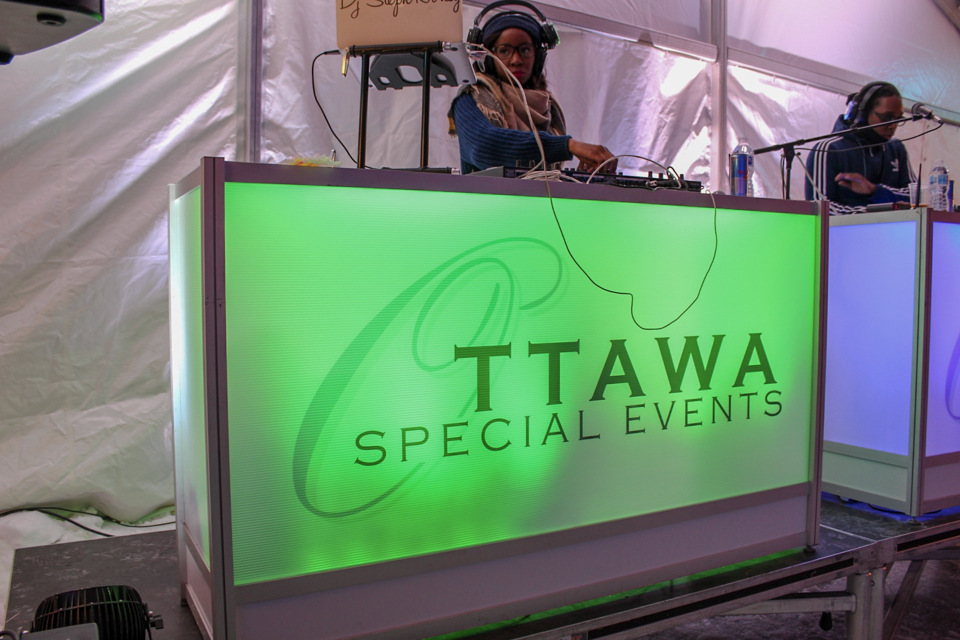 video projection mapping ottawa