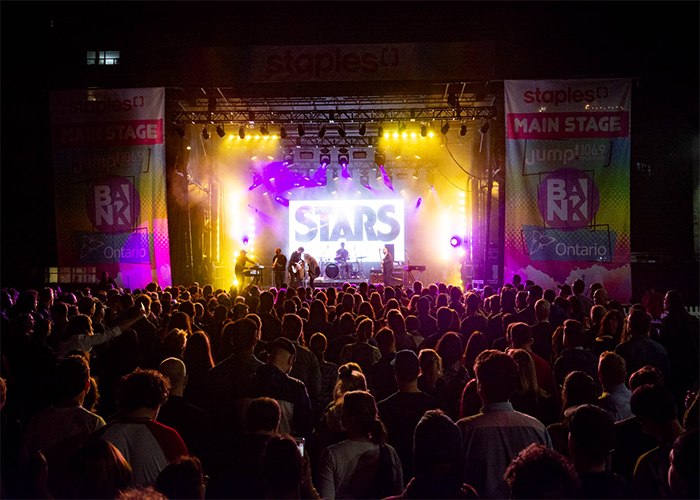 Stageline Mobile Stage Rentals Montreal