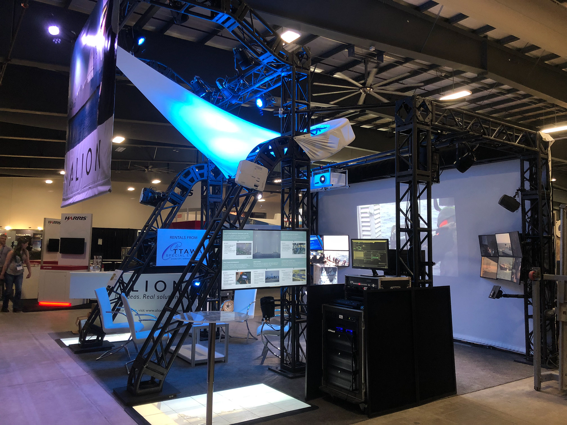 Exhibit Designers for trade shows in ottawa canada
