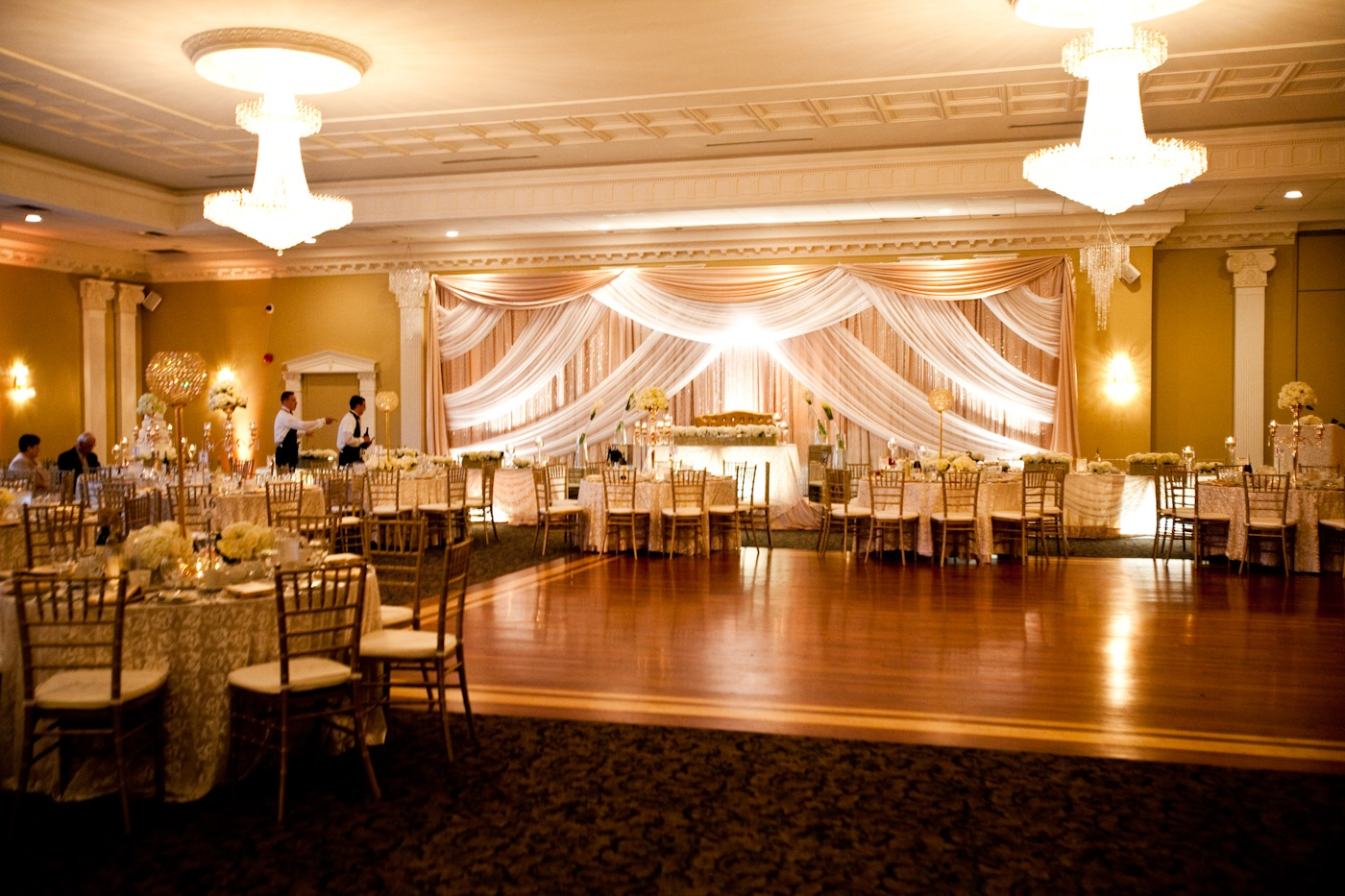 Kingston Wedding Rentals