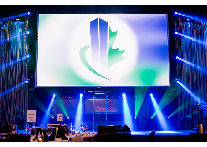 Montreal led video wall rentals
