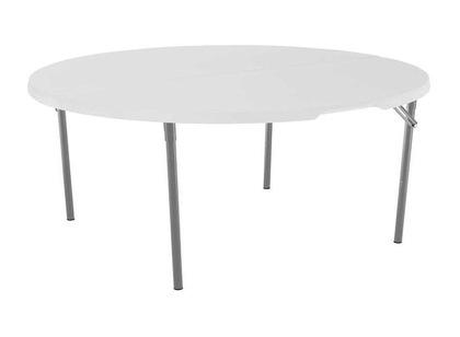 Rectangular and round table rentals in Ottawa